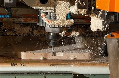 The CNC advantage for wood furniture component manufacturers