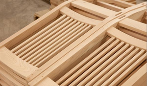 Are you getting the most from your wood furniture component manufacturer